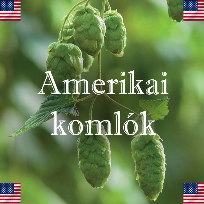 Amerikai komlók