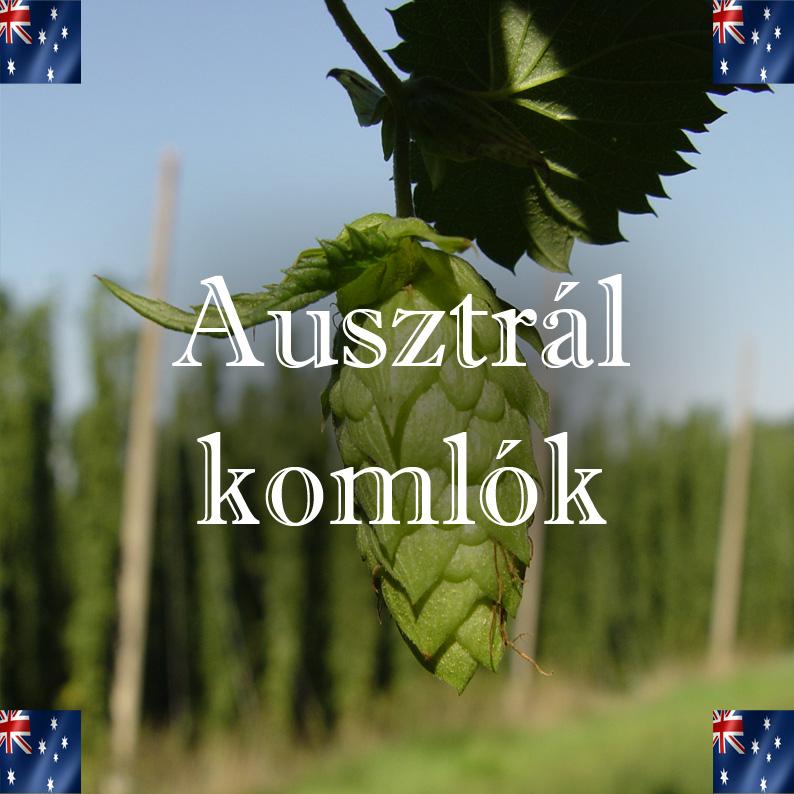 Ausztrál komlók
