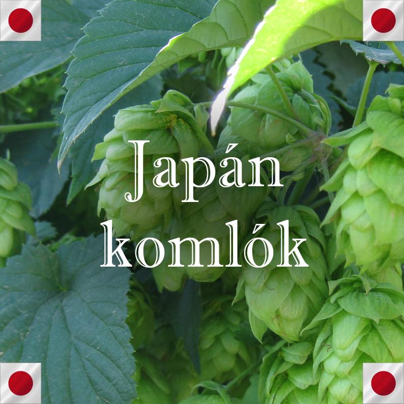 Japán komlók