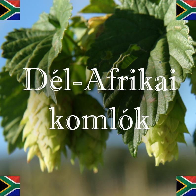Dél-Afrikai komlók