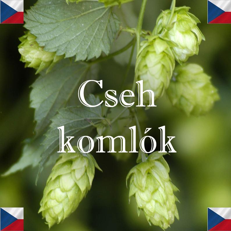 Cseh komlók