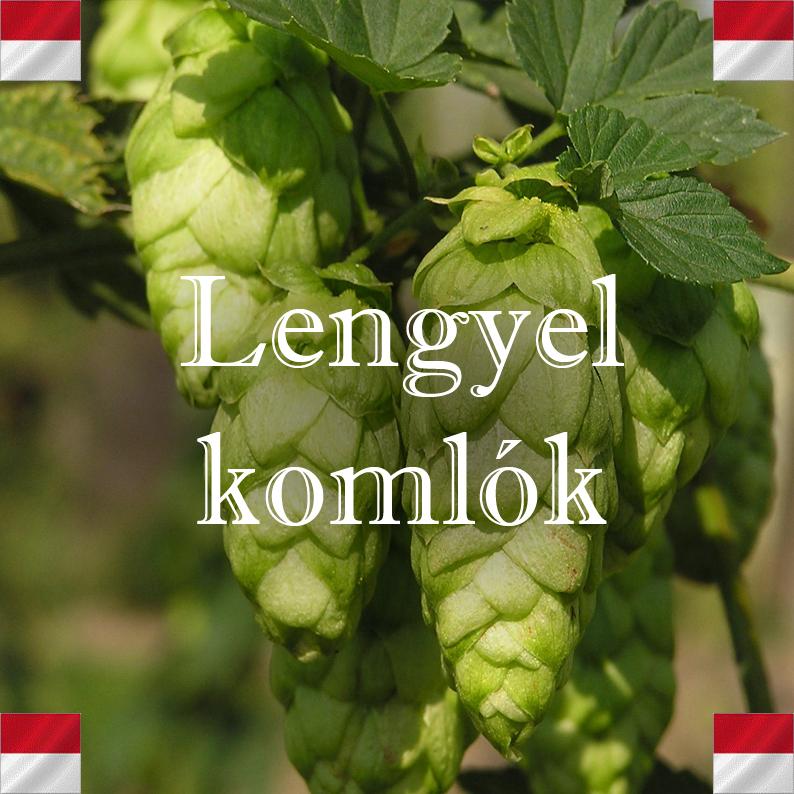 Lengyel komlók