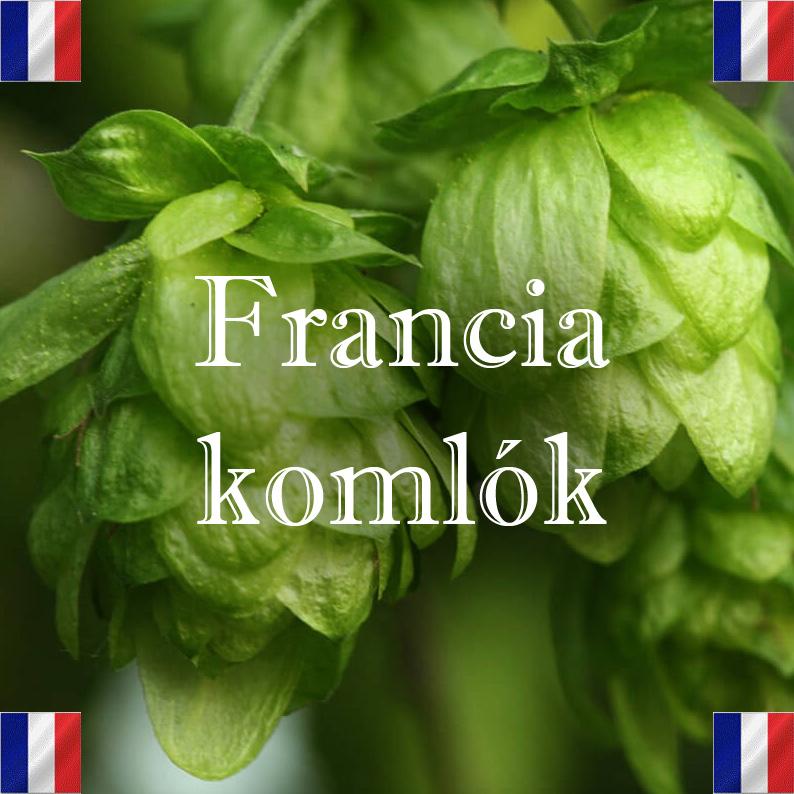 Francia komlók